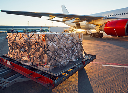 Air freight services